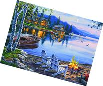 Buffalo Games Darrell Bush: Lake Reflection - 1000 Piece