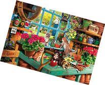 Buffalo Games - Grandpa's Potting Shed - 2000 Piece Jigsaw