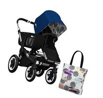 Bugaboo Donkey Accessory Pack - Andy Warhol Royal Blue/