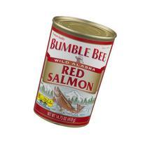 Bumble Bee Wild Alaska Red Salmon, 14.75 OZ