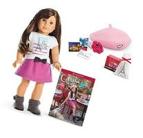 Bundle – 2 items: American Girl Grace Doll and Paperback