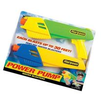 BuzzBee Toys Power Pump Harpoon Water Blasters Squirt Guns 2