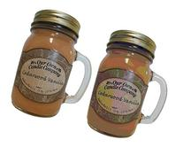 CEDARWOOD VANILLA 2-Pack Scented 13oz Soy Blended Candles in