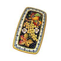CERAMICHE D'ARTE PARRINI - Italian Ceramic Art Tray Plate