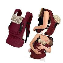 CSKB 1xBaby Carrier Breathable Soft Carrier Adjustable