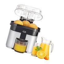 CUH 90W Double Orange Citrus Juicer with Pulp Separator