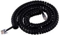 Cablesys - GCHA444012-FBK / 12' BLACK Handset Cord