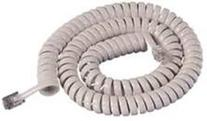Cablesys - GCHA444012-FIV / 12' IVORY Handset Cord