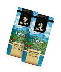 Cafe Britt Tarrazu Montecielo Ground Coffee, 12-Ounce Bags