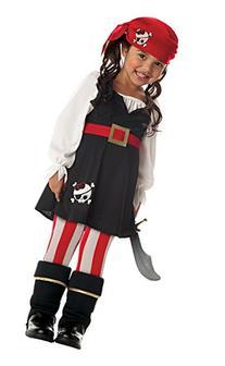 Precious Lil' Pirate Costume - Toddler Large