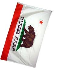 California State Flag 3 x 5 NEW CA REPUBLIC Banner