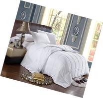 California king size white down alternative comforter 300