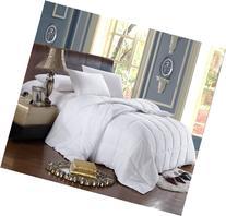 California king size white down alternative comforter 300