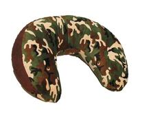 Camouflage Minky Nursing Pillow