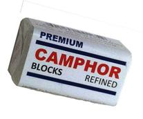 Camphor Block 4 Tablets Premium High Quality Refine