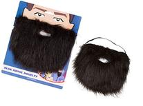 Costume and Character Beard with Elastic By Capital Costumes