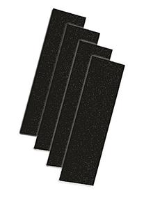 Carbon Activated Pre-Filter 4-pack for use with the