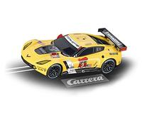Carrera GO Chevroly Corvette C7-R Car Slot Racing Vehicle,