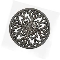 Cast Iron Trivet, Bestplus Tablemat Potholders with Rubber
