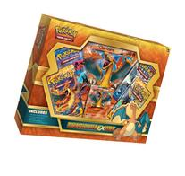 Pokemon Charizard Ex Box TCG Boosters