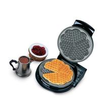 Wagner Cast Iron Waffle Maker With Bail