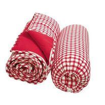 Cherry Red Sleeping Bag