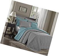 Chezmoi Collection Kingston 3-piece Oversized Bedspread