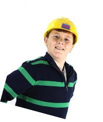 Children's Construction Hard Hat