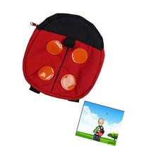 Chinatera 2-in-1 Child Safety Harness Backpack Ladybird Baby