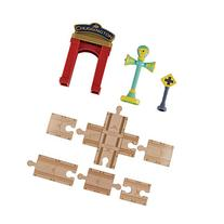 Chuggington Wooden Railway Track Accessory Pack featuring