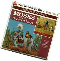 Classic ViewMaster Bible Stories - Moses and the Plagues of
