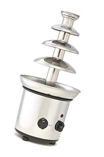 ClearMax CF-892 Electric 3-Tier Stainless Steel Chocolate
