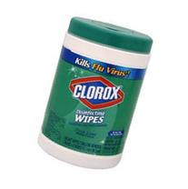 Clorox Disinfecting Wipes, Fresh Scent, 11.6 Ounce