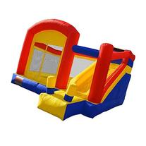 Cloud 9 Super Slide Bounce House - Inflatable Sliding Jump