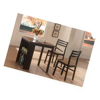 Coaster Home Furnishings 130015 Casual Dining Room 3 Piece