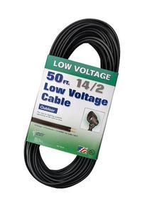 Coleman Cable 095035008 14/2 Low Voltage Lighting Cable, 50-