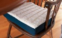 Collections Etc - Orthopedic Gel Seat Cushion By Collections