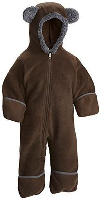 Columbia Baby Tiny Bear II Bunting, Bark, 12-18 Months