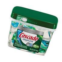 - Complete ActionPacs, Dishwashing Pods, Fresh, 1.9 lb Tub,