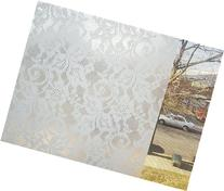 Con-Tact Brand Clear Covering Self-Adhesive Privacy Film and