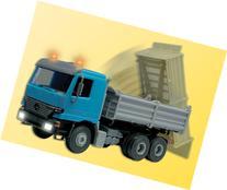 Construction Equipment - Dump Trucks  -- Mercedes 3-Axle