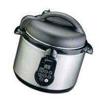 Cooks Essentials Electric 5 Quart Pressure Cooker by Deni