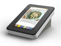 Cordless Digital Recipe Reader With Wi-Fi
