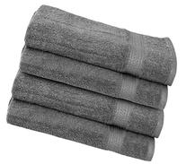 Cotton Large Hand Towels  - Multipurpose Use for Bath, Hand