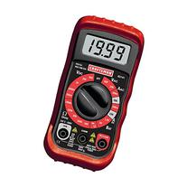 Craftsman 34-82141 Digital Multimeter with 8 Functions and