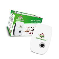 Cravegreens Pest Control Ultrasonic Repellent -Electronic