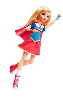 "DC Super Hero Girls Supergirl 12"" Action Doll"