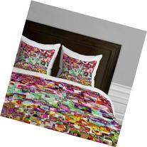 Lisa Argyropoulos Interlinking Possibilities Duvet Cover,