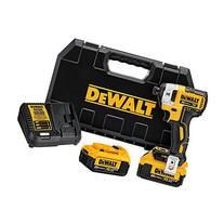 "DEWALT DCF887M2 20V MAX XR Li-Ion 4.0 Ah Brushless 0.25"" 3-"
