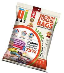 DIBAG® Space Saver Vacuum Storage Bags - 12 Premium Travel